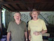 Les Graviers: Discussion entre arboriculteurs