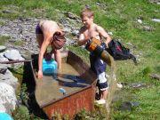 Ablutions à la fontaine II