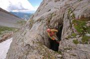 Exploration de nouvelles cavitées, le CE4 (Valais)