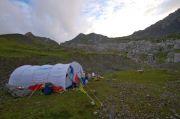 Camp d'exploration à Derborence (Valais)