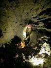 Dans les entrailles de la terre, Mat au gouffre Tsingy (Valais)