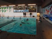 La fosse de plongée de la piscine de Mallerey