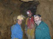 Les Charbonnières: Pose avant le minage