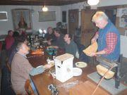 Raclette à Roland pour le 1er jeudi