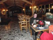 Chasseral: Embiance chalet