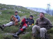 Amandine, Julien et Marc comptent les moutons