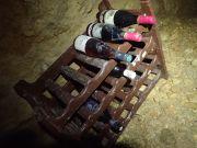 La cave à vin ne passe jamais inaperçue des invités